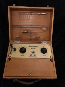 pansanitor met 4 elektroden